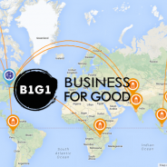 A World of Giving – Map