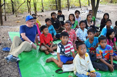 Cambodia 'School on the Mat' Study Tour