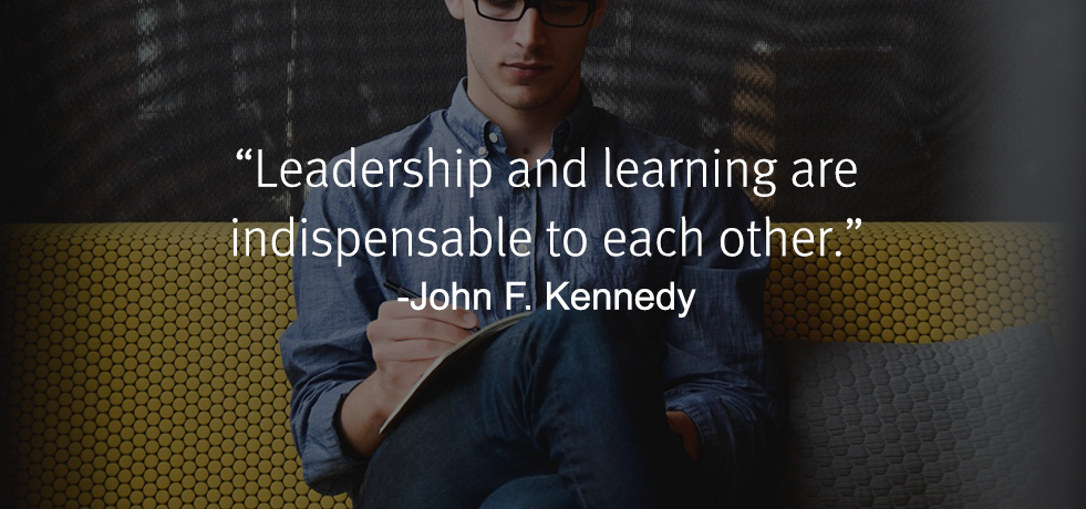 Leadership and Training Quote