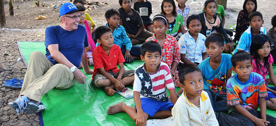 How Cambodia's Children Will Learn From Supply Chain Leaders Insights