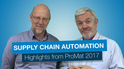 Supply Chain Automation – An Interview with Mal Walker