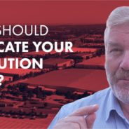Where Should You Locate Your Distribution Center?