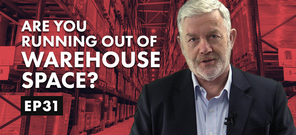Are You Running Out Of Warehouse Space