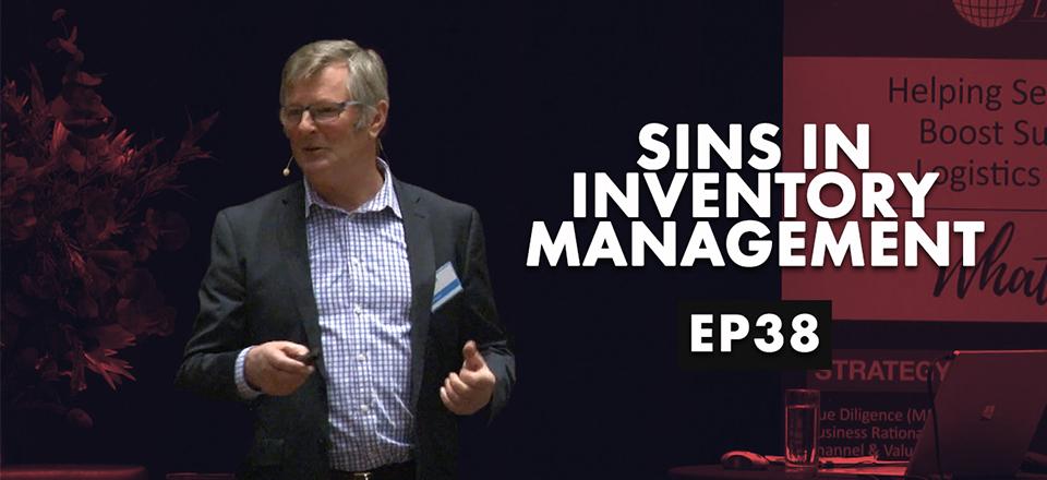 Sins In Inventory Management