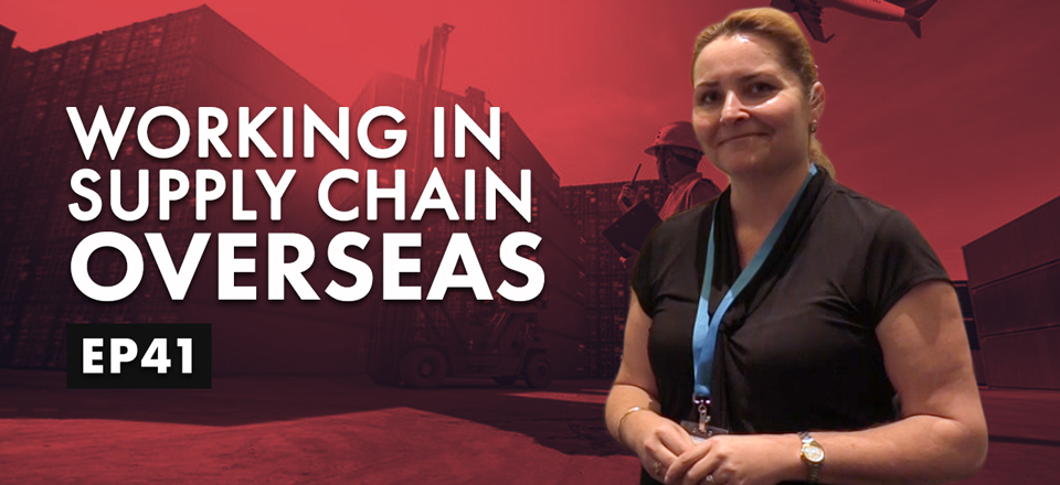 Working In Supply Chain Overseas