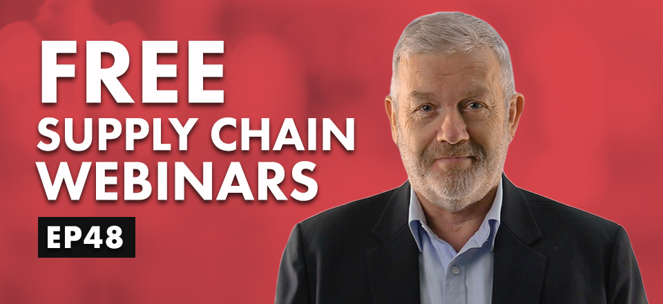 Free Supply Chain Webinars