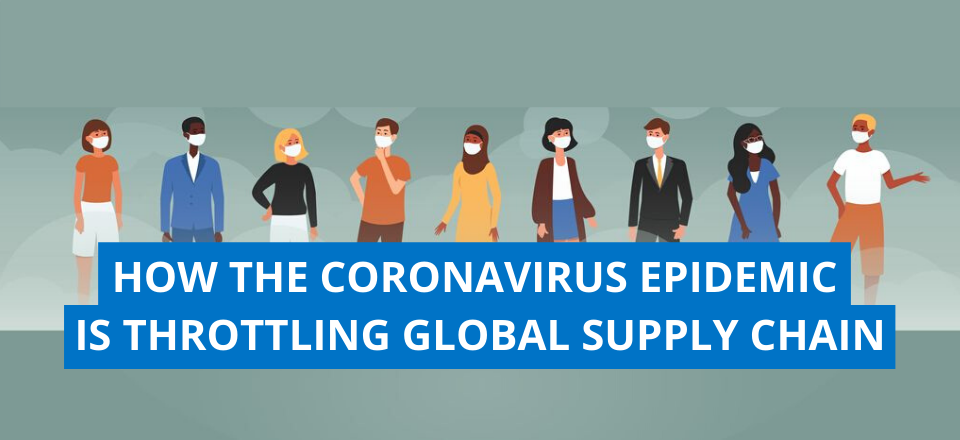 How The Coronavirus Epidemic is Throttling Global Supply Chains
