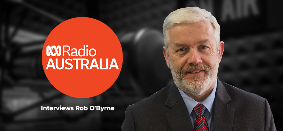 ABC Radio Interviews Rob O'Byrne