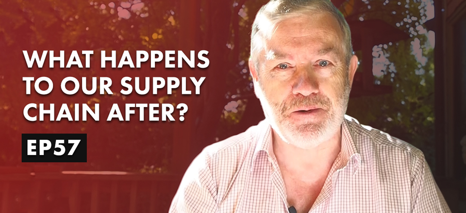 Supply Chain after the Crisis?