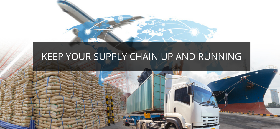 Keep Your Supply Chain Up and Running