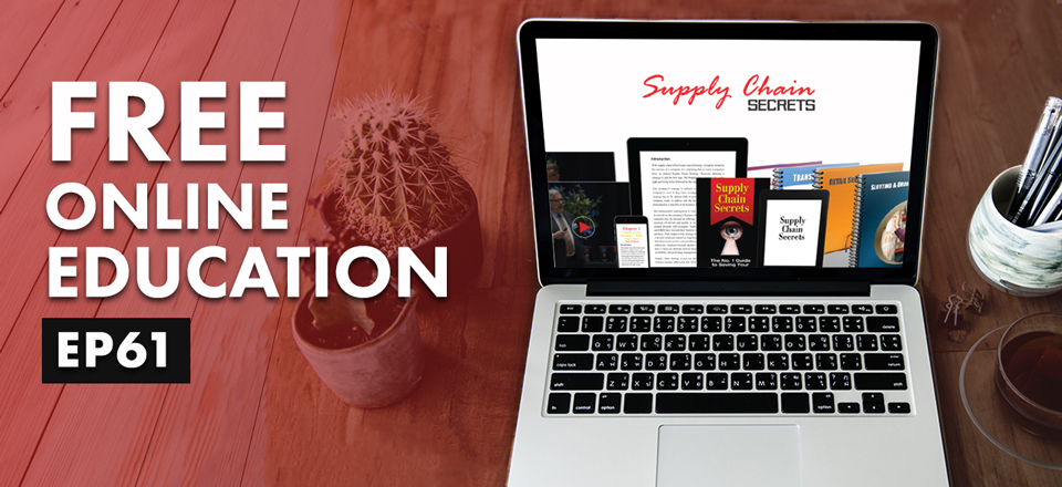 Free Supply Chain Education Online! – No Catch