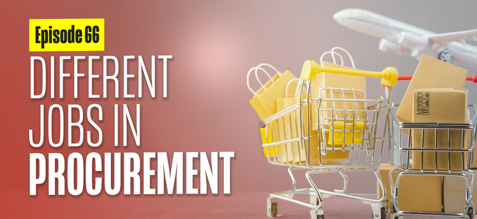 What are the Different Jobs in Procurement?