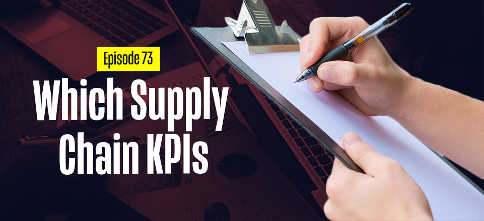 Supply Chain and Logistics KPIs (Key Performance Indicators)