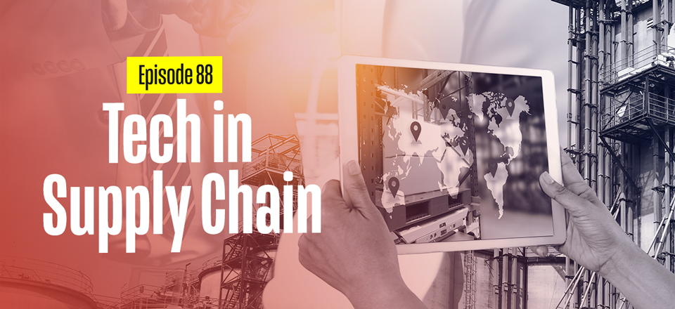 Technology in Supply Chain with Sarah Barnes-Humphrey